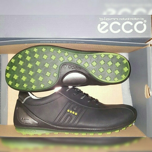 Ecco Shoes Biom Golf Men Sz 6 65 Euro Sz 40 Poshmark